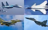 5 máy bay chiến đấu nguy hiểm nhất của Trung Quốc hiện nay