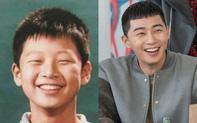 """Tiết lộ ảnh tốt nghiệp tiểu học """"mắt tít, mái ngố"""" của Park Seo Joon, ai cũng gật gù: Quả thật sinh ra để làm ông chủ quán nhậu DanBam"""