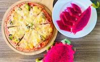 Giải cứu nông sản đợt dịch Covid-19: Hà Nội xuất hiện pizza đế thanh long giá 55 ngàn
