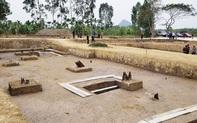 Cấp phép khai quật khẩn cấp 13 cọc gỗ mới phát hiện
