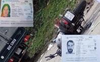 Ô tô đối đầu xe máy khiến 2 người quốc tịch Đức tử vong