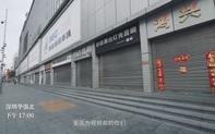 Chợ điện tử lớn nhất Trung Quốc đóng cửa vì COVID-19, thương nhân mò mẫm tìm cách sinh tồn
