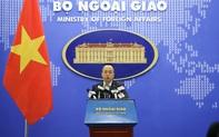 Việt Nam lên tiếng về các biện pháp ứng phó dịch bệnh Covid-19 của Trung Quốc
