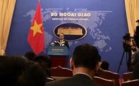 Bộ Ngoại giao lên tiếng việc Mỹ đưa Việt Nam ra khỏi danh sách các nước đang phát triển