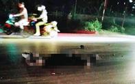 Nghệ An: Hai thanh niên đi xe máy tử vong khi va chạm với xe tải trên quốc lộ