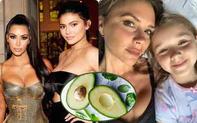 Chỉ một quả bơ mà công dụng làm đẹp từ chân tơ đến kẽ tóc: Từ Kim Kardashian, Victoria Beckham đến Miranda Kerr đều ví như thần dược nhan sắc