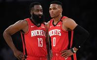 Có ưu thế sân nhà Golden State Warriors vẫn không tránh khỏi thất bại tan nát trước Houston Rockets