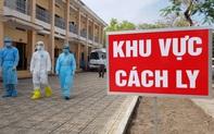 TP.HCM: Bé trai 17 tháng tuổi lên cơn sốt khi ở cùng mẹ tại Bệnh viện dã chiến huyện Củ Chi