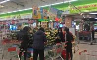 Giá hoa quả trong siêu thị giảm 1/3 so với thời điểm trước Tết, dưa hấu còn 6.700 đồng/kg