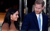 Vợ chồng Harry và Markel chính thức ngừng sử dụng tước hiệu hoàng gia