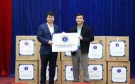 Bộ Y tế tặng 50.000 khẩu trang cho tỉnh Cao Bằng