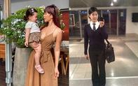 """Cuối tuần của các hot mom: Siêu mẫu Hà Anh than thở đời """"ế"""" từ khi làm mẹ, cơ trưởng Huỳnh Lý Đông Phương nhận nhiều lời khen khi khoe ảnh 12 năm trước"""