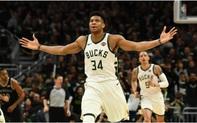 Vượt qua mùa giải thần thánh của Golden State Warriors, Milwaukee Bucks thiết lập kỷ lục khó tin trong lịch sử NBA