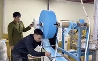 Doanh nghiệp dùng giấy vệ sinh thay vải kháng khuẩn để sản xuất khẩu trang ở Hà Nội bị đề nghị xử lý hình sự