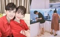 Ông Cao Thắng đúng chuẩn ông chồng kiểu mẫu: Vào bếp nấu ăn, chưa biết kết quả ra sao nhưng đã ghi điểm bởi độ chiều vợ