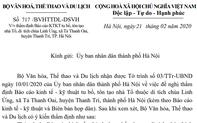Bộ VHTTDL thẩm định Báo cáo kinh tế - kỹ thuật tu bổ, tôn tạo di tích chùa Linh Ứng