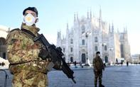 Nâng mức báo động cao nhất, Italy đang phải xoay sở thế nào đối phó với covid-19?