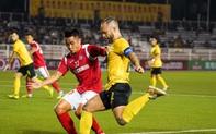 Sau màn rượt đuổi kịch tính, đội bóng Việt Nam suýt tạo cú sốc lớn ở AFC Cup