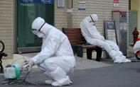 Hàn Quốc có thêm 169 ca nhiễm mới virus corona, 90% tại Daegu, tổng số người nhiễm là 1146