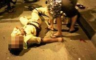 Hai anh em cùng mẹ khác cha say xỉn lao vào đánh CSGT khi bị yêu cầu dừng xe ở Sài Gòn