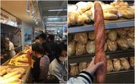 Hà Nội: Người tiêu dùng đổ xô đi mua bánh mì thanh long do hương vị giòn xốp ngậy mà giá rẻ chỉ bằng 1/3 bánh mì truyền thống