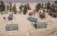 Cận cảnh cả trăm nhà bằng container trái phép trong rừng phòng hộ ven biển Xuân Thành