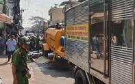 Né người đi đường, thiếu nữ 15 tuổi ngã khỏi xe máy, bị bánh xe tải cán tử vong ở Sài Gòn