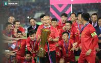 Hoàn thành 2 nhiệm vụ mà VFF giao, HLV Park Hang-seo sẽ đi vào lịch sử bóng đá Đông Nam Á