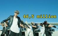 """Với 46,5 triệu lượt xem ngày đầu của """"ON"""": BTS """"thụt lùi"""" so với chính mình năm 2019 nhưng vẫn lọt Top 5 trong lịch sử YouTube"""