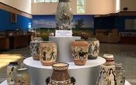 Trưng bày hơn 800 hiện vật mang tinh hoa văn hoá dân tộc Việt Nam