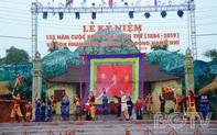 Không tổ chức Lễ hội kỷ niệm 136 năm Cuộc khởi nghĩa Yên Thế (1884-2020)
