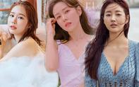"""5 chị đẹp Kbiz cập kê U40 vẫn nhập hội """"độc thân vui vẻ"""": Nhan sắc có thừa, sexy không thiếu, lý do gì mà vẫn FA?"""