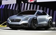 Subaru WRX STI nâng cấp động cơ 400 mã lực, đuổi Mercedes-AMG A 45 S 2020