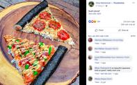 Chiếc pizza sushi đang gây bão Internet với 23 nghìn lượt share: Sự kết hợp vừa lạ vừa quen nhưng gọi tên thế nào mới đúng đây ta?
