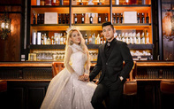 Lương Bằng Quang tung loạt ảnh cưới khi bị nghi ngờ tạo chiêu trò nhưng lại không chịu nhận mình là chồng của Ngân 98