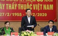 Bí thư  Hà Nội Vương Đình Huệ: Công tác phòng, chống dịch Covid-19 của Hà Nội thời gian qua được thực hiện một cách bài bản, hiệu quả