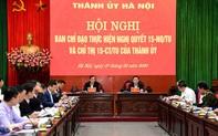Bí thư Hà Nội: Phải quan tâm đến công tác dự báo tình hình đơn, thư khiếu nại, tố cáo từ nay đến đại hội đảng bộ các cấp
