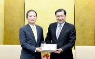 Làm việc với tân Tổng lãnh sự Hàn Quốc tại Đà Nẵng, ông Huỳnh Đức Thơ chia sẻ điều gì?