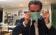 Thị trưởng tâm dịch Italy tự cách ly sau khi phụ tá nhiễm Covid-19