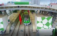 Dự án đường sắt Cát Linh- Hà Đông tiếp tục đình trệ vì Giám đốc đang bị cách ly, 100 chuyên gia Trung Quốc khác chưa thể sang Việt Nam
