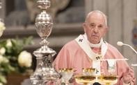 """Giáo hoàng Francis hủy bỏ lịch trình tại Rome vì bị """"ốm nhẹ"""""""