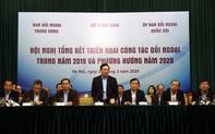 Tăng cường phối hợp thực hiện những nhiệm vụ đối ngoại năm 2020