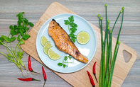 Để có món cá hồi áp chảo ngon đẹp như nhà hàng, bạn chớ bỏ qua bài viết này!