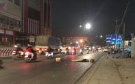 Qua đường gửi đồ về quê, người phụ nữ bị ô tô tông chết giữa ngã tư