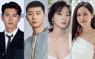 """30 minh tinh hot nhất hiện nay: Cặp đôi """"Itaewon Class"""" thành đối thủ bất ngờ của Hyun Bin - Son Ye Jin, dàn cast 2 bộ phim """"thầu"""" gần hết top 10"""