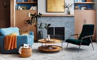 Những căn phòng khách khiến bạn phải lấy giấy bút học tập ngay cách thiết kế