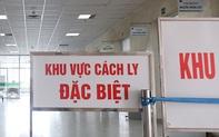 Thêm 3 ca mắc COVID-19 (BN205 - 207): 1 người liên quan đến Bệnh viện Bạch Mai, 2 người ở TP.HCM