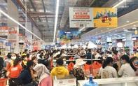 Buộc dừng hoạt động Big C Quảng Ngãi sau khai trương rầm rộ bất chấp dịch Covid-19
