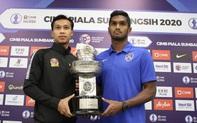 Giải VĐQG Malaysia đứng trên bờ vực thẳm: 10 đội bóng đang tuyệt vọng, có thể phá sản vì dịch Covid-19