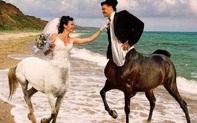 Những thảm họa photoshop ảnh cưới vừa nhìn đã cười không nhặt được mồm